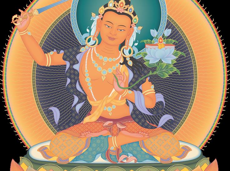 Manjushri Empowerment Sunday 22nd February 2015