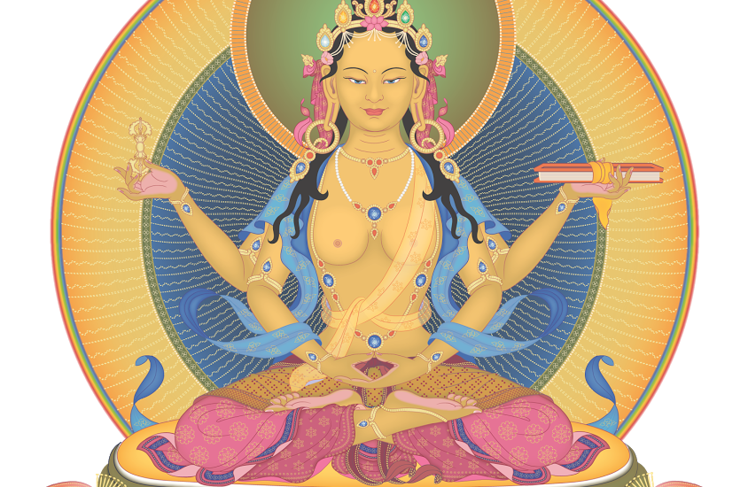 Prajnaparamita Empowerment – Saturday 14th November 2015