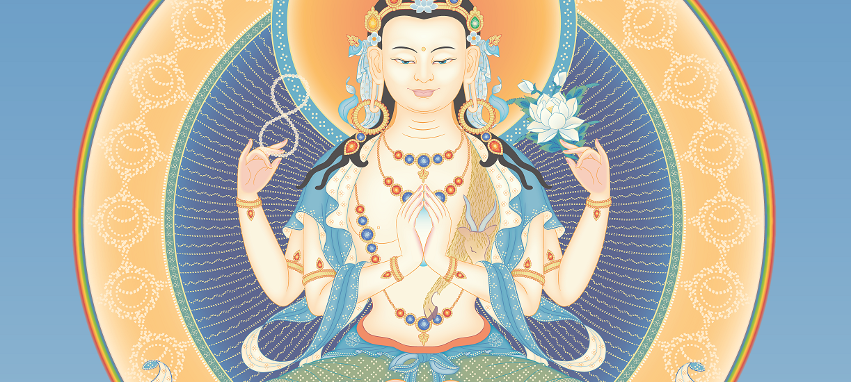 Avalokiteshvara Empowerment Sunday 13th November 2016