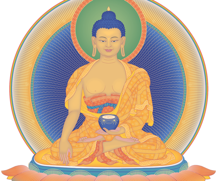 Buddha Shakyamuni Empowerment – Saturday 20th February 2016
