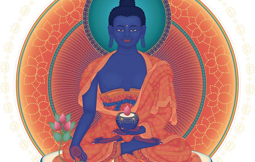 Medicine Buddha Empowerment – Sunday 11th March 2018