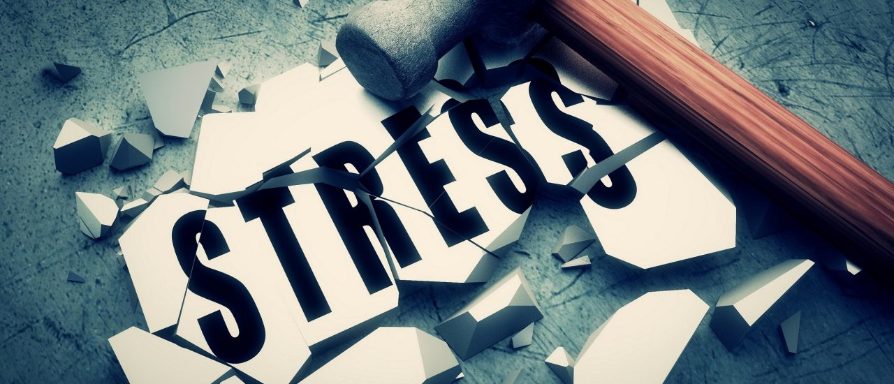 Say Goodbye to Stress – Day Course – Sunday 9th September 2018