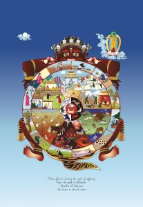 Day Course – Saturday 18th September 2021 – The Wheel of Life