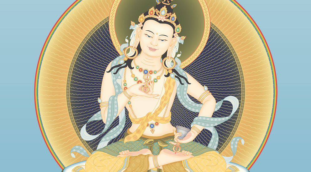 Vajrasattva Empowerment – Saturday 12th June 2021