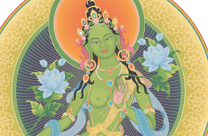 Green Tara Empowerment – Saturday 27th October 2018